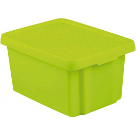 CURVER 41136 Úlložný box  s víkem16L - zelený