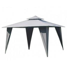 Tradgard HFL001-PA Zahradní altán stan šedý 3,5 x 3,5 m