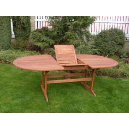 Tradgard 2775 Zahradní rozkládací stůl EDINBURG FSC