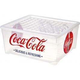 CURVER COCA COLA 41128 Box s víkem -10L