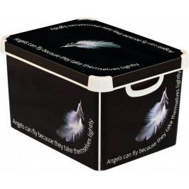 CURVER ANGEL 41127 BOX s víkem plastový - L