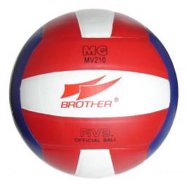 Volejbalový míč lepený - na šestkový volejbal 4416