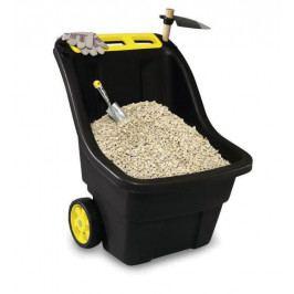 Keter SUPER PRO 30328 Zahradní plastový vozík - 150L