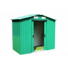 Garthen 4255 Zahradní domek, kovový, 257 x 205 x 202 cm