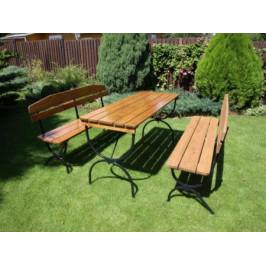 Tradgard 2758 Zahradní dřevěný set souprava BRAVO FSC