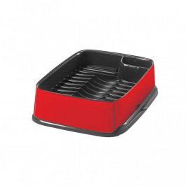 CURVER 31774 Odkapávač nádobí STYLE vysunovací - červený