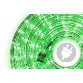 Nexos 586 LED světelný kabel 10 m - zelená, 240 diod