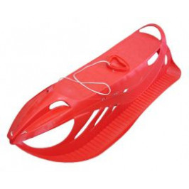 CorbySport Firecom 4449 Sáně plastové - červené