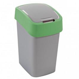 CURVER 31353 Odpadkový koš FLIPBIN 25l - zelená