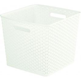 CURVER MY STYLE SQR 41072 Úložný box - krémový