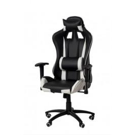 WolgaWave 39145 Kanclářská židle - křeslo NEBRASKA - šedá