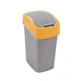 CURVER 31348 Odpadkový koš FLIPBIN 10l - žlutý