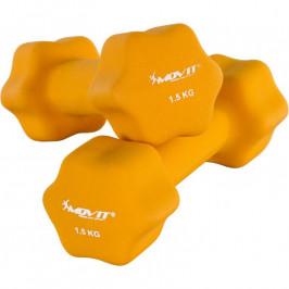 MOVIT Neoprenové činky 2x 1,5 kg