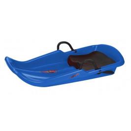 Cyclone plastový bob - modrý