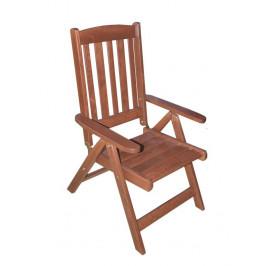 Tradgard 30155 Zahradní dřevěné křeslo ANETA