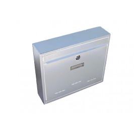 G21 24042 Schránka poštovní  RADIM velká 310x360x90mm bílá