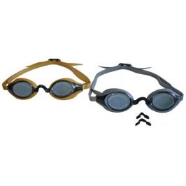 CorbySport STAR 5573 Brýle plavecké závodní silikonové