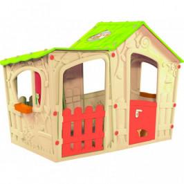 Keter 34799 Hrací dětský domeček MAGIC VILLA PLAY HOUSE - béžový