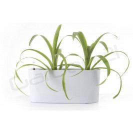 G21 24072 Samozavlažovací květináč  Combi mini bílý 40cm