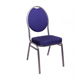 Chairy HERMAN 1147 Kongresová židle kovová - modrá