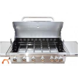 G21 35975 Plynový gril  Mexico BBQ Premium line, 7 hořáků + zdarma redukční ventil
