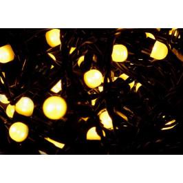 Nexos 28390 Vánoční LED osvětlení 10 m - teple bílá, 100 MAXI LED diod