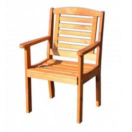 Tradgard EDEN 2711 Zahradní dřevěné křeslo FSC