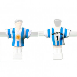 TUNIRO 1479 Sada 11-ti fotbalových dresů Argentina