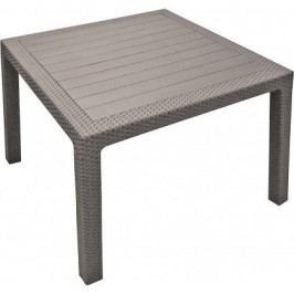 Allibert MELODY QUARTED 35869 Zahradní plastový stůl