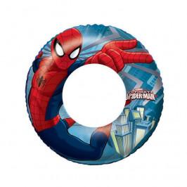 Bestway 35509 Nafukovací kruh Spiderman 56 cm