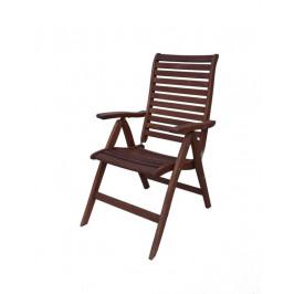 Tradgard LYON 35322 Dřevěné křeslo