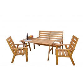 Tradgard 30162 Zahradní dřevěná souprava SYLVA