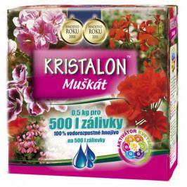Hnojivo Agro  Kristalon Muškát 0.5 kg