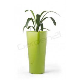 G21 Trio Samozavlažovací květináč zelený 56.5cm