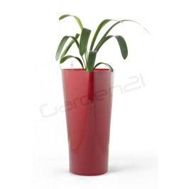 G21 Trio Samozavlažovací květináč červený 56.5cm