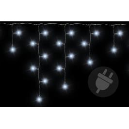Nexos Trading GmbH & Co. KG 38535 Vánoční světelný déšť 400 LED studená bílá - 7,8 m