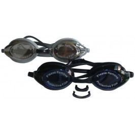 CorbySport RACER 6429 Silikonové plavecké brýle