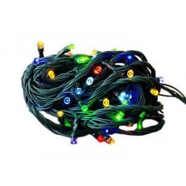 Zahradní světelný řetěz Garth - 50x LED dioda - barevná