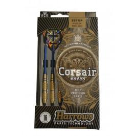 Harrows SOFT CORSAIR 5830 Šipky s plastovým hrotem 16g