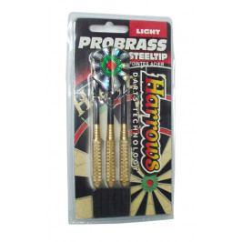 Harrows STEEL PROBRASS 5811 Šipky s kovovým hrotem