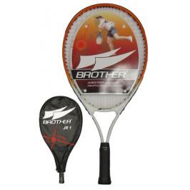 Pálka (raketa) tenisová dětská 55 cm s pouzdrem