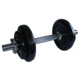CorbySport 4555 Činka nakládací jednoruční - 9kg