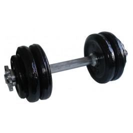 CorbySport 4548 Jednoruční nakládací činka - 14 kg