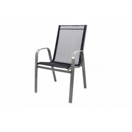 Garthen 32290 Zahradní stahovatelná židle, antracit