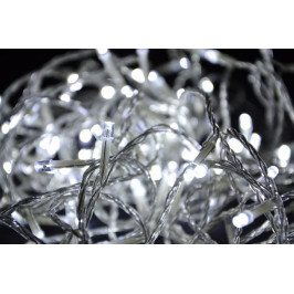 Nexos 803 Vánoční LED osvětlení 200 LED - bílé 18 m