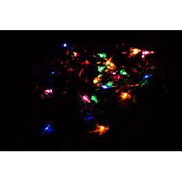 Nexos Trading GmbH & Co. KG 43001 Vánoční světelný řetěz - 20 MINI žárovek - barevné - 4,35 m