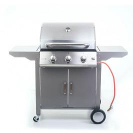 G21 43342 Plynový gril  Oklahoma, BBQ Premium Line 3 hořáky + zdarma redukční ventil