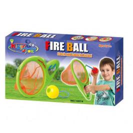 G21 51926 Hrací set  Síťky na chytání a střílení míčků zelené
