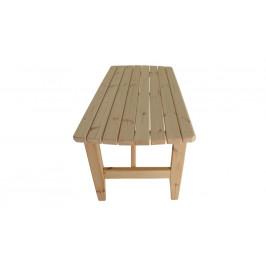 Gaboni Eduard 55346 Zahradní dřevěný stůl I. - bez povrchové úpravy - 160 cm