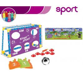 G21 Super football 51925 Fotbalová branka s příslušenstvím